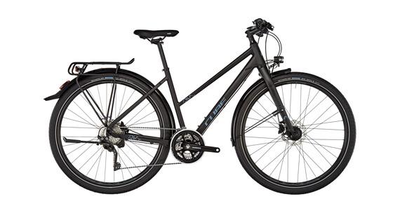 Cube Travel EXC - Vélo de trekking - Trapez noir